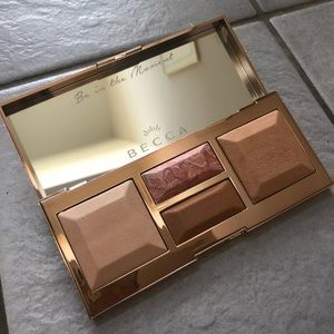 Becca Be A Light Face Palette In Light To Medium
